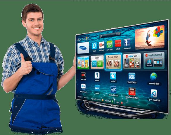 ремонт любых телевизоров
