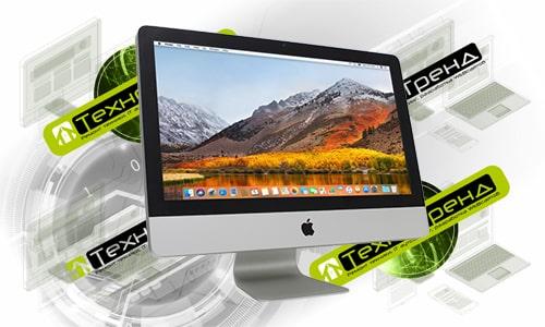 ремонт моноблоков Apple iMac в Омске