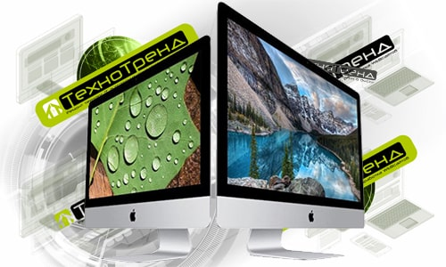 ремонт моноблоков Apple iMac (21,5