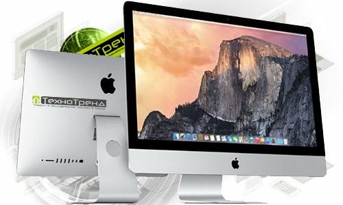 ремонт моноблоков Apple iMac (Retina 5K, 27