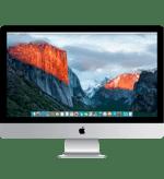 Ремонт iMac (Retina 5K, 27 дюймов, 2015 г.) в Омске