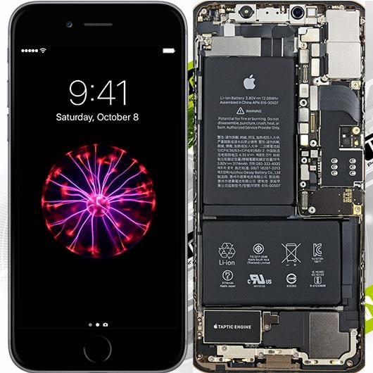 ремонт iPhone в Омске