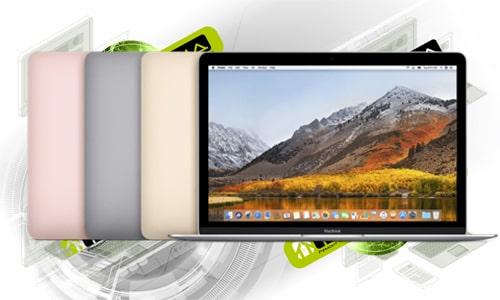 ремонт ноутбуков Apple MacBook Retina 12″ A1534 (2015-2017) в Омске