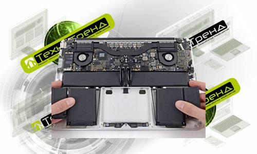ремонт ноутбуков Apple MacBook Pro 13″ A1425, A1502 (2013) в Омске