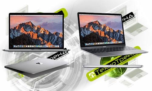 ремонт ноутбуков Apple MacBook Pro 13″ A1706, A1708 (2016) в Омске
