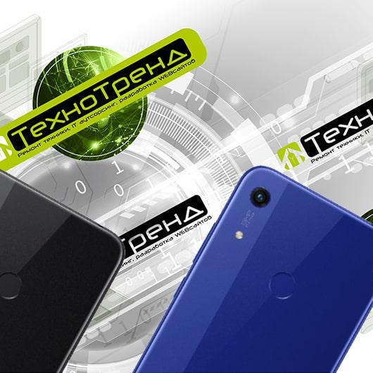 ремонт Honor 8A Pro в Омске