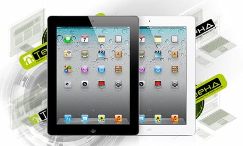 ремонт планшетов Apple iPad 4 в Омске
