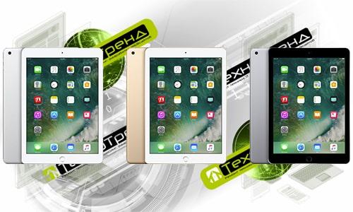ремонт планшетов Apple iPad 5 в Омске