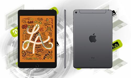 ремонт планшетов Apple iPad mini 5 в Омске