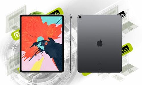 ремонт планшетов Apple iPad Pro 12,9 (2018) в Омске