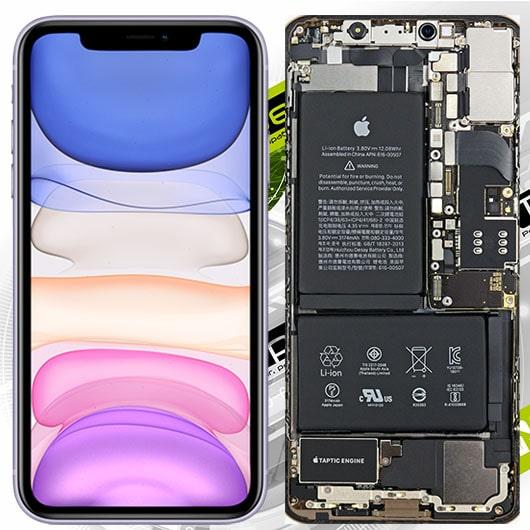 ремонт iPhone 11 в Омске