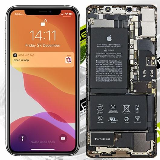 ремонт iPhone 11 Pro в Омске