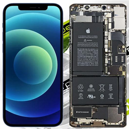 ремонт iPhone 12 в Омске