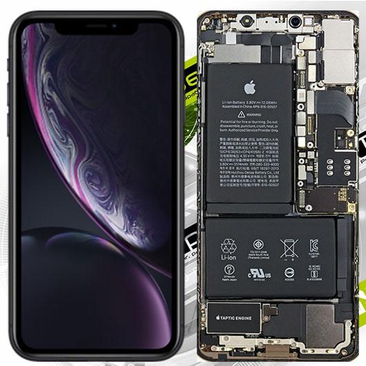 ремонт iPhone XR в Омске