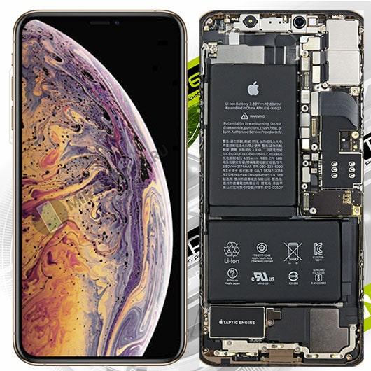 ремонт iPhone XS в Омске