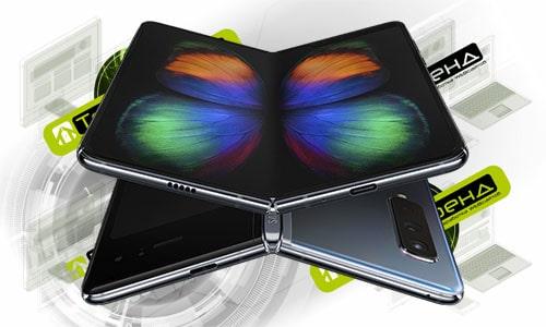 ремонт Samsung Galaxy Fold в Омске