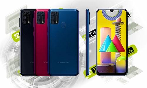 ремонт Samsung Galaxy M31S в Омске