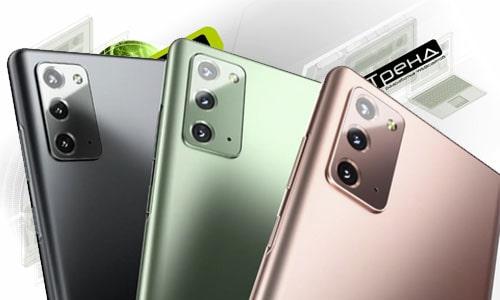 ремонт Samsung Galaxy Note 20 в Омске