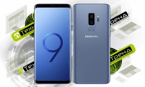 ремонт Samsung Galaxy S9 в Омске