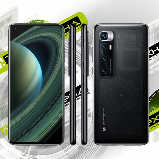 ремонт Xiaomi Mi 10 Ultra в Омске