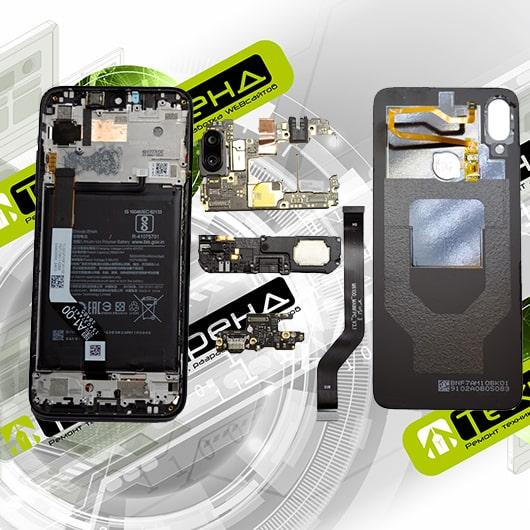 ремонт Xiaomi Redmi Note 7 в Омске