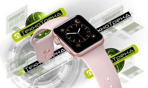 ремонт часов Apple Watch Series 1 в Омске