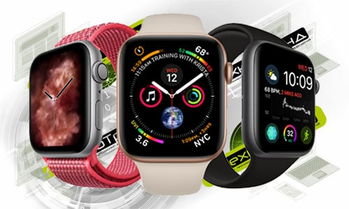 ремонт часов Apple Watch Series 5 в Омске
