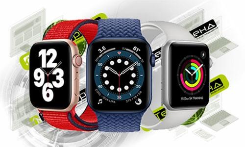 ремонт часов Apple Watch Series 6 в Омске