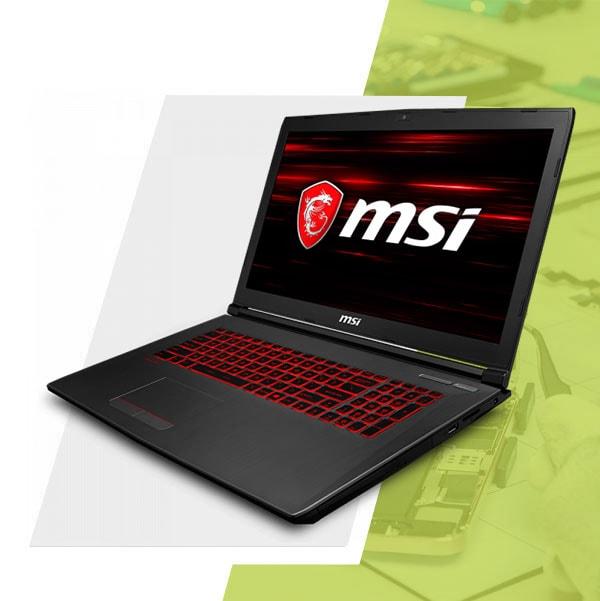 Ремонт ноутбуков MSI в Омске